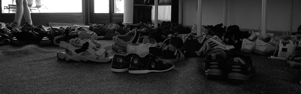 Cipők (Csendélet)